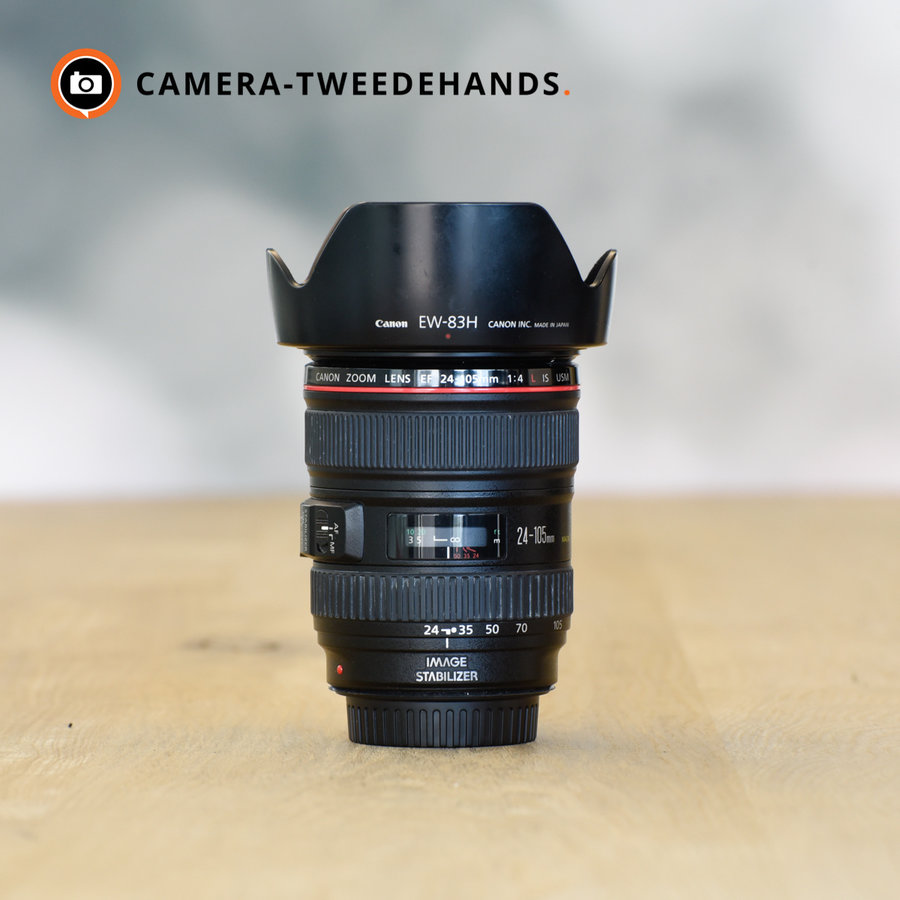 Canon 24-105mm L EF IS USM