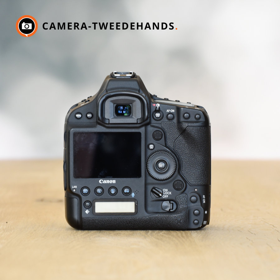 Canon 1Dx Mark II -- 57554 kliks
