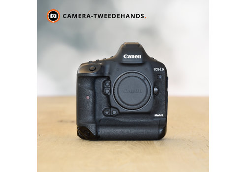 Canon 1Dx Mark II -- 101.576 kliks