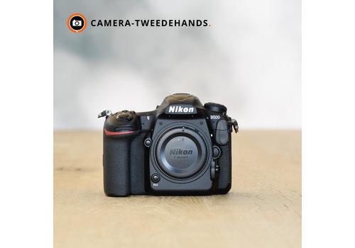 Nikon D500 -- 12540 kliks