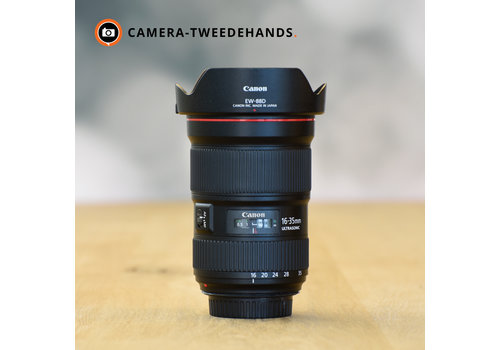 Canon 16-35mm 2.8 L EF USM III -- Incl. BTW