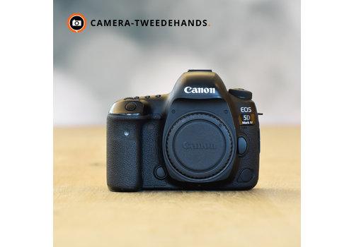Canon 5D Mark IV -- 151.692 kliks -- Incl. BTW