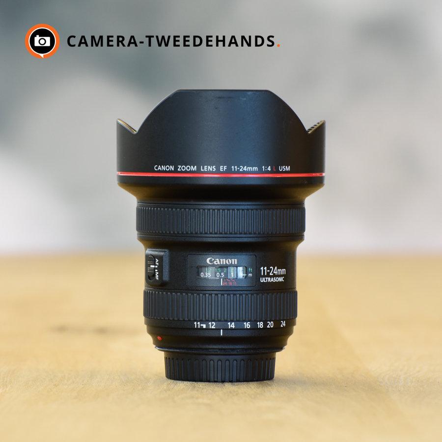 Canon 11-24mm 4.0 L EF USM -- Incl. BTW