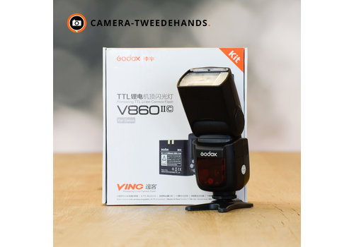 Godox V860 II Canon -- Incl. BTW