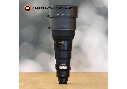 Nikon AF-S 400mm 2.8 D IF-ED II