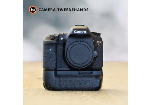 Canon 7D + BG-E7 -- 115.099 kliks