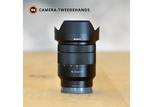 Sony FE 24-70mm 4.0 ZA OSS Vario-Tessar T