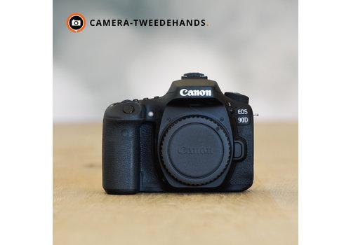 Canon 90D -- Nieuw