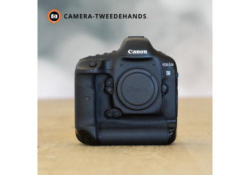 Canon 1Dx -- 127.637 kliks