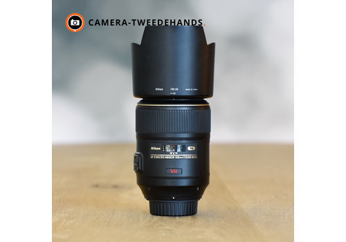 Nikon 105mm 2.8 G AF-S ED VR Macro