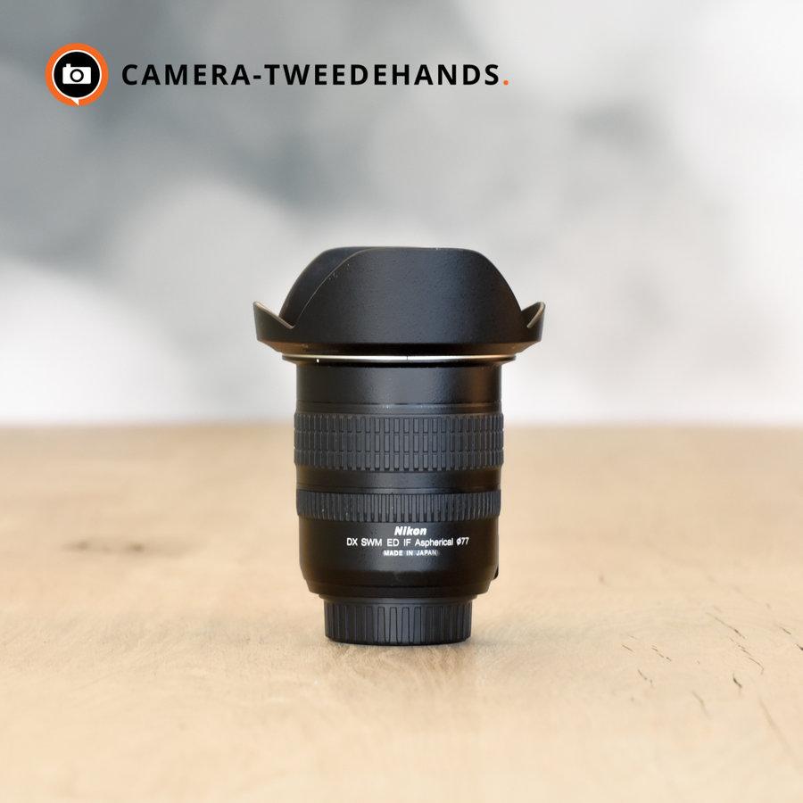 AF-S DX Zoom-Nikkor 12-24mm f/4G IF-ED -- Incl. BTW