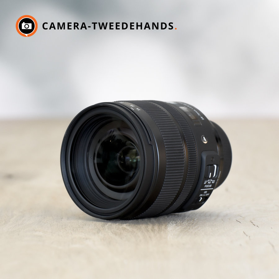 Sigma 24-70mm f/2.8 DG OS HSM Art (Canon) OUTLET
