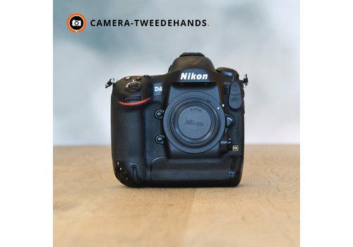 Nikon D4 -- 34.243 kliks