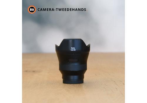 Zeiss Batis 18mm 2.8 Sony E-Mount