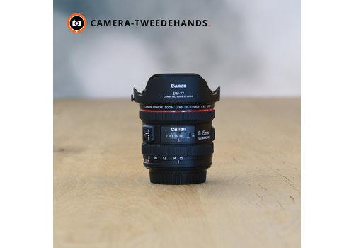 Canon 8-15mm 4.0 L EF USM