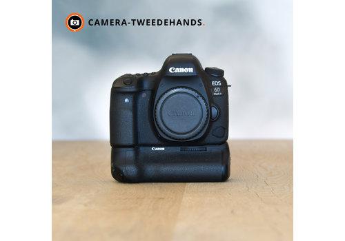 Canon 6D Mark II + BG-E21 -- 900 kliks