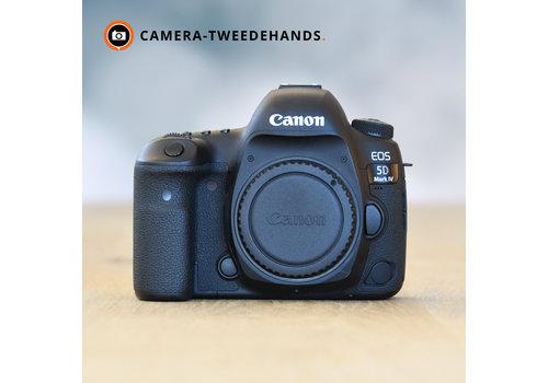 Canon 5D Mark IV -- 19.149 kliks