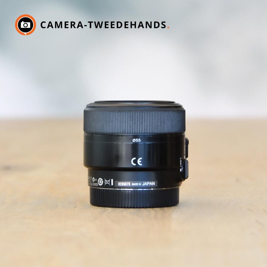 Sony SAL 50mm 2.8 Macro -- A-mount
