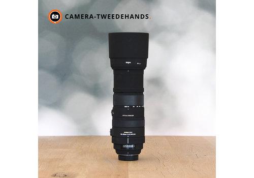 Sigma 150-500mm 5-6.5 DG APO OS HSM -- Nikon