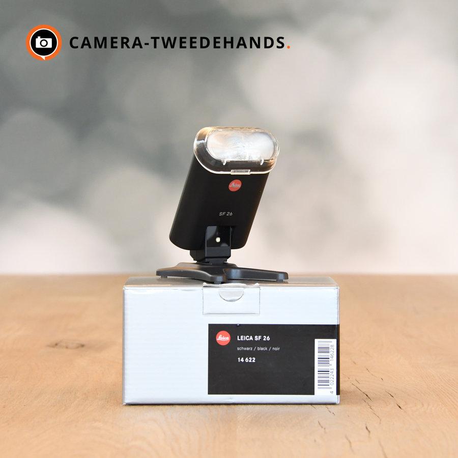 Leica SF-26 flitser