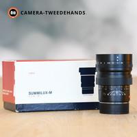 Leica 75mm 1.4 Summilux 6-bit (1981)