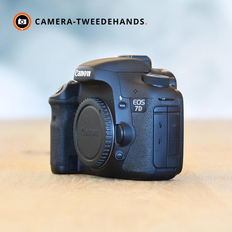 Canon 7D -- 8245 kliks