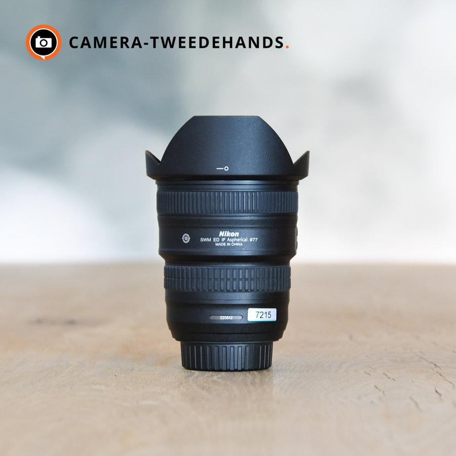 Nikon 18-35mm 3.5-4.5 G AF-S ED