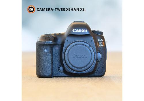 Canon 5D Mark IV -- 2187 kliks
