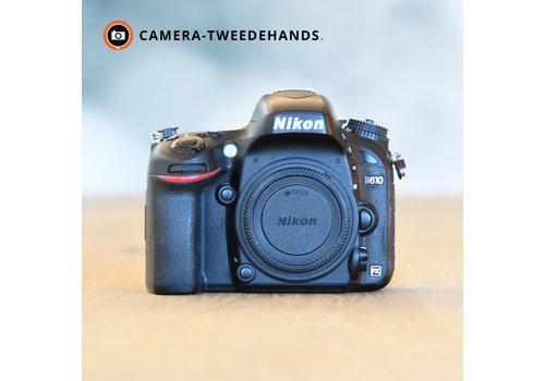 Nikon D610 -- 13.755 kliks