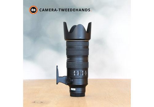 Nikon 70-200mm 2.8 G AF-S ED VR II