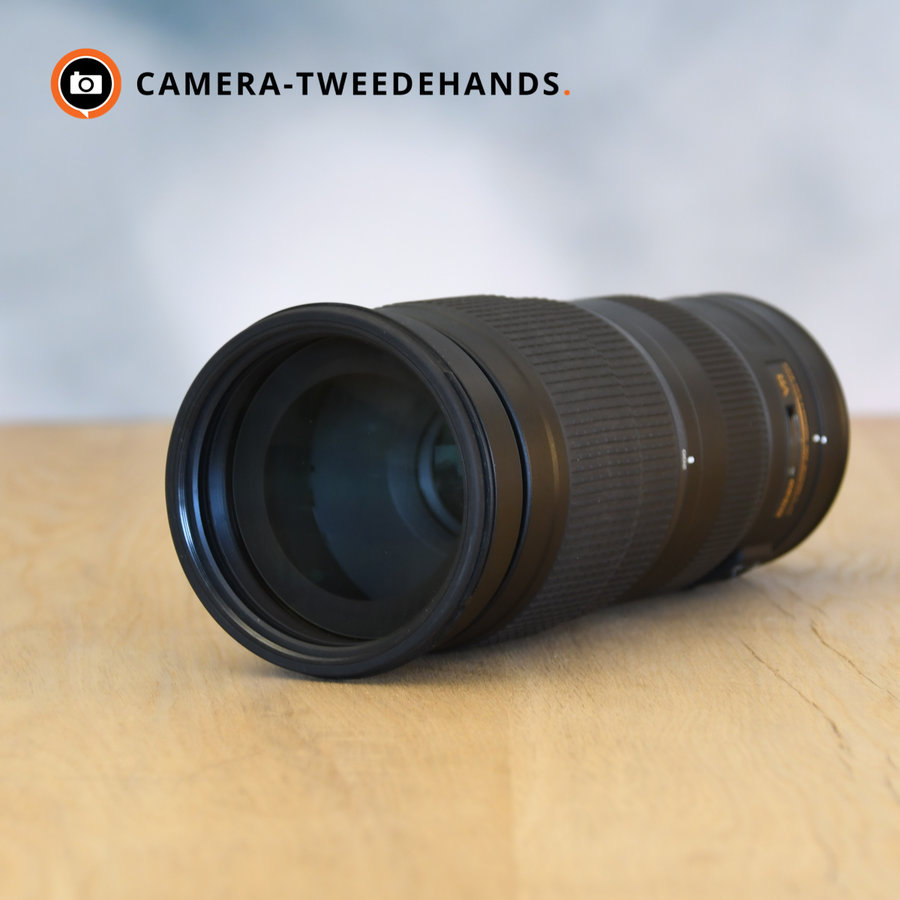 Nikon 200-500mm 5.6 G AF-S VR ED