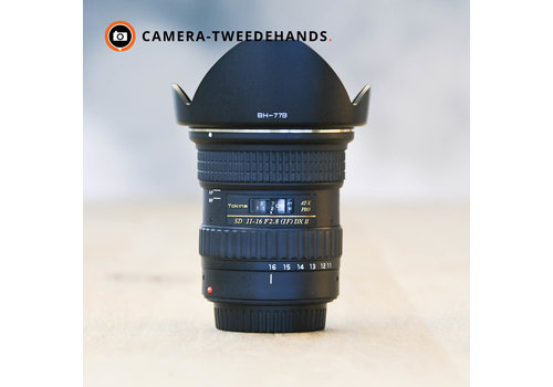 Tokina 11-16mm 2.8 AT-X Pro DX II -- Canon