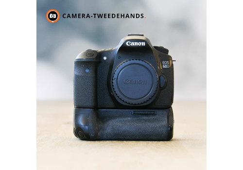 Canon 60D + Jupio grip -- 7454 kliks
