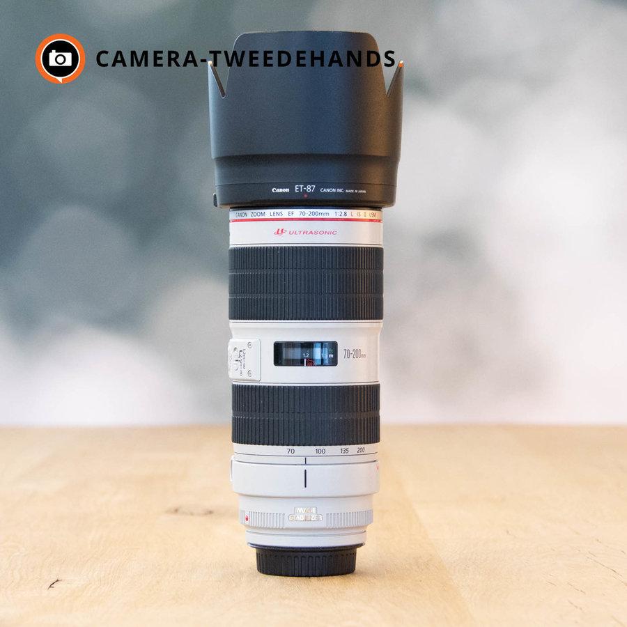 Canon 70-200mm 2.8 L EF IS USM II -- Gereserveerd voor Miranda