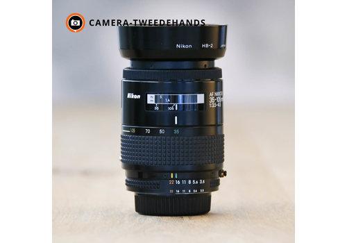 Nikon AF 35-105mm 3.5-4.5