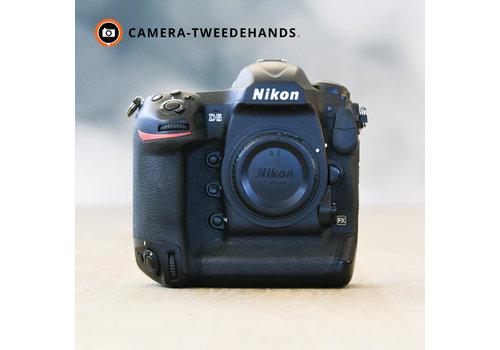 Nikon D5 -- 118345 kliks
