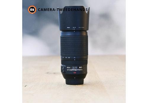 Nikon 70-300mm 4-5.6 G AF-S ED VR
