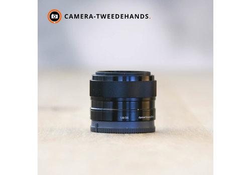 Sony 35mm 1.8