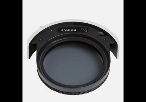 Canon PL-C 52 Drop-in Circular Polarizing filter
