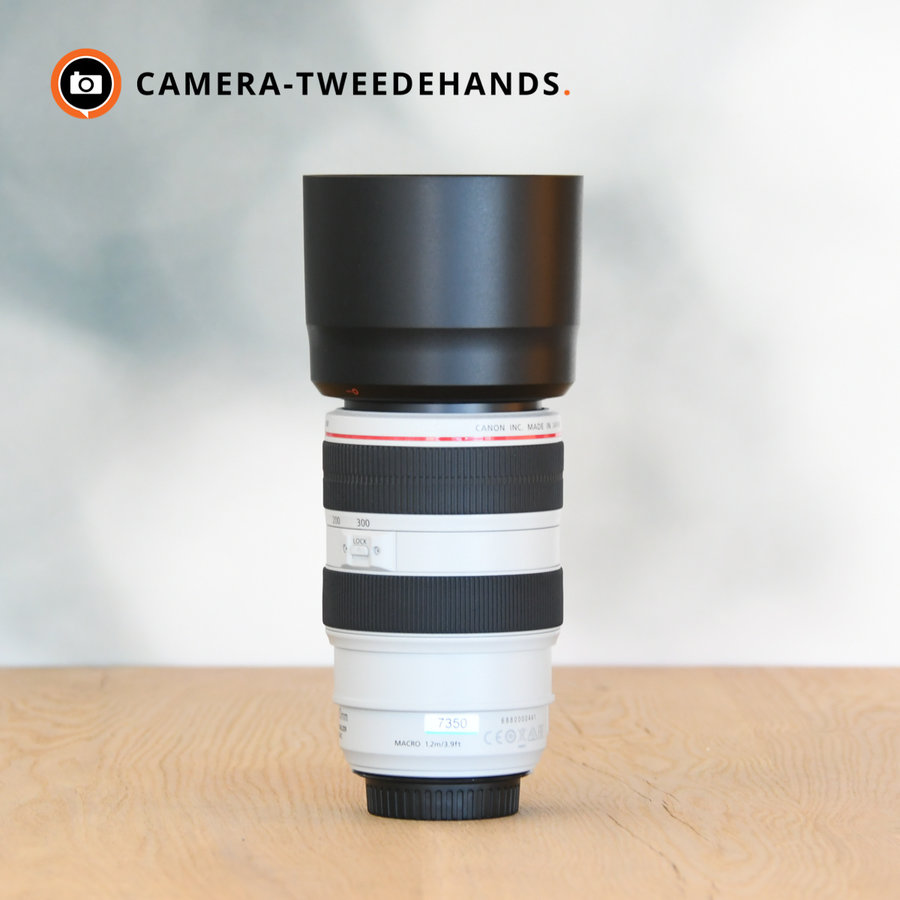 Canon 70-300mm 4-5.6 USM IS L - OUTLET