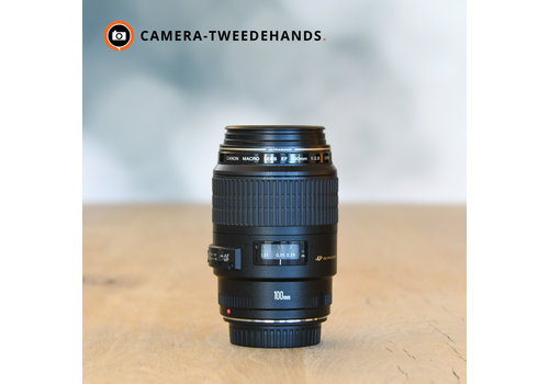 Canon 100mm 2.8 Macro USM - OUTLET