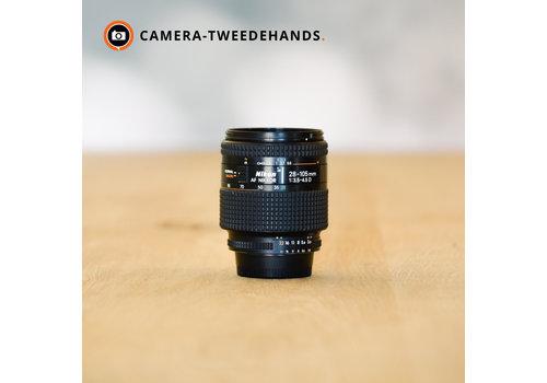 Nikon AF 28-105mm 3.5-4.5 D