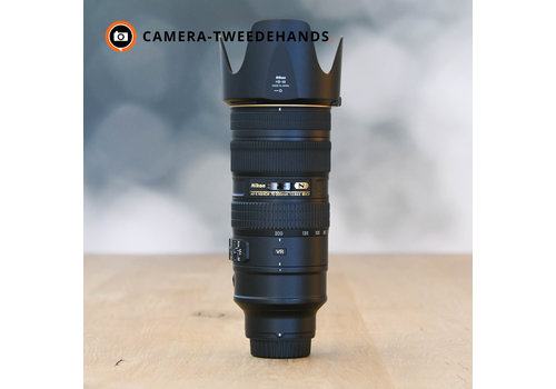 Nikon 70-200mm 2.8 G ED VR II  -- Gereserveerd t/m 14/02/20
