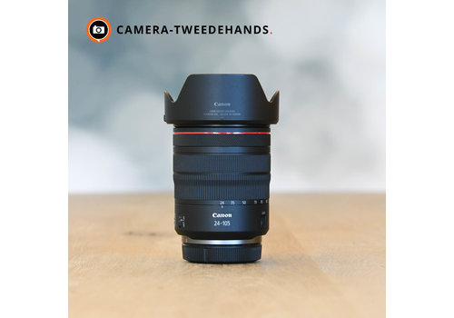 Canon RF 24-105mm 4.0 L IS USM -- Incl BTW
