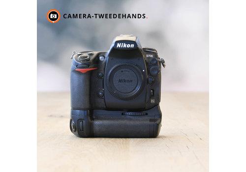 Nikon D700 + Grip - 46378 kliks