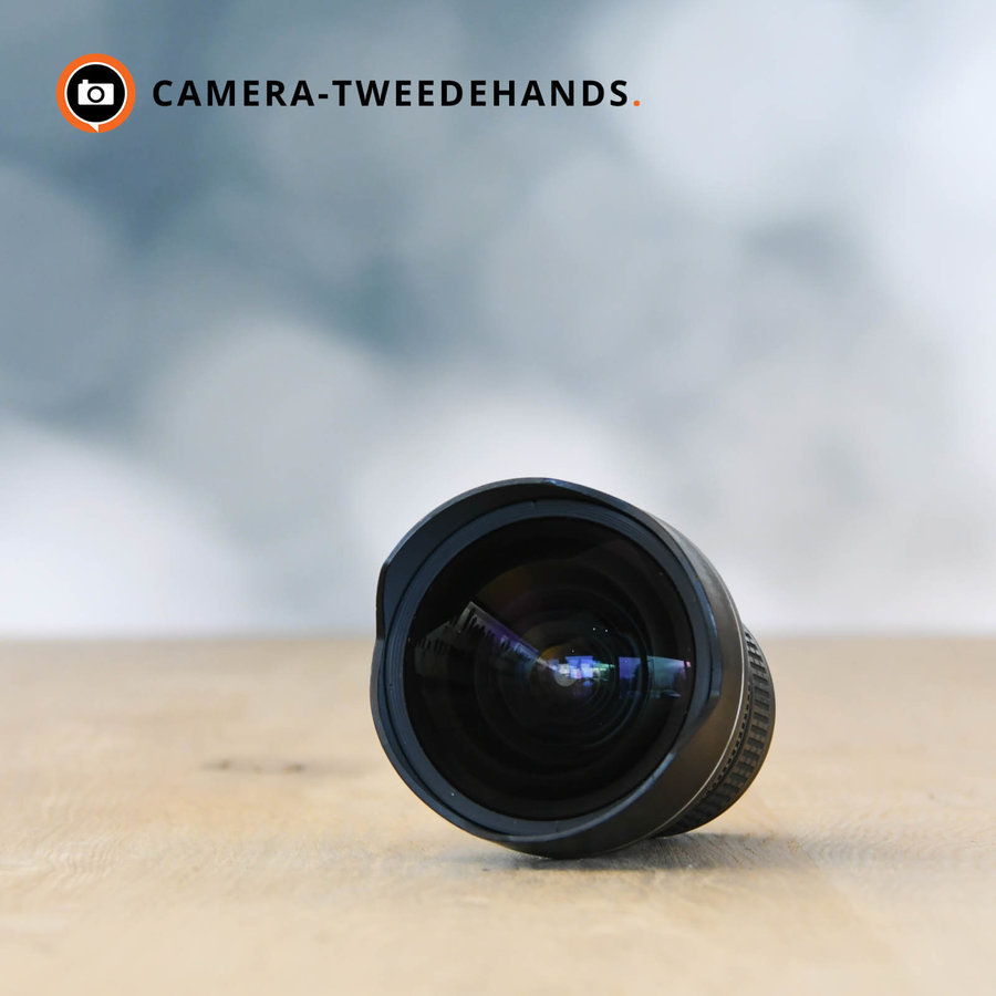 Nikon 14-24mm 2.8 G AF-S ED - Gereserveerd