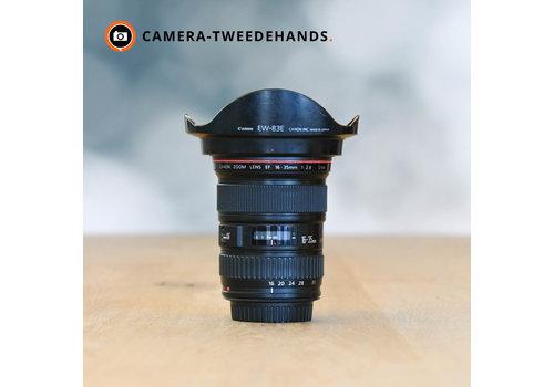 Canon 16-35mm 2.8 L EF USM -- Incl BTW