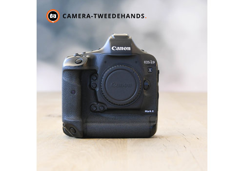 Canon 1Dx Mark II -- Incl BTW -- incl. extra accu