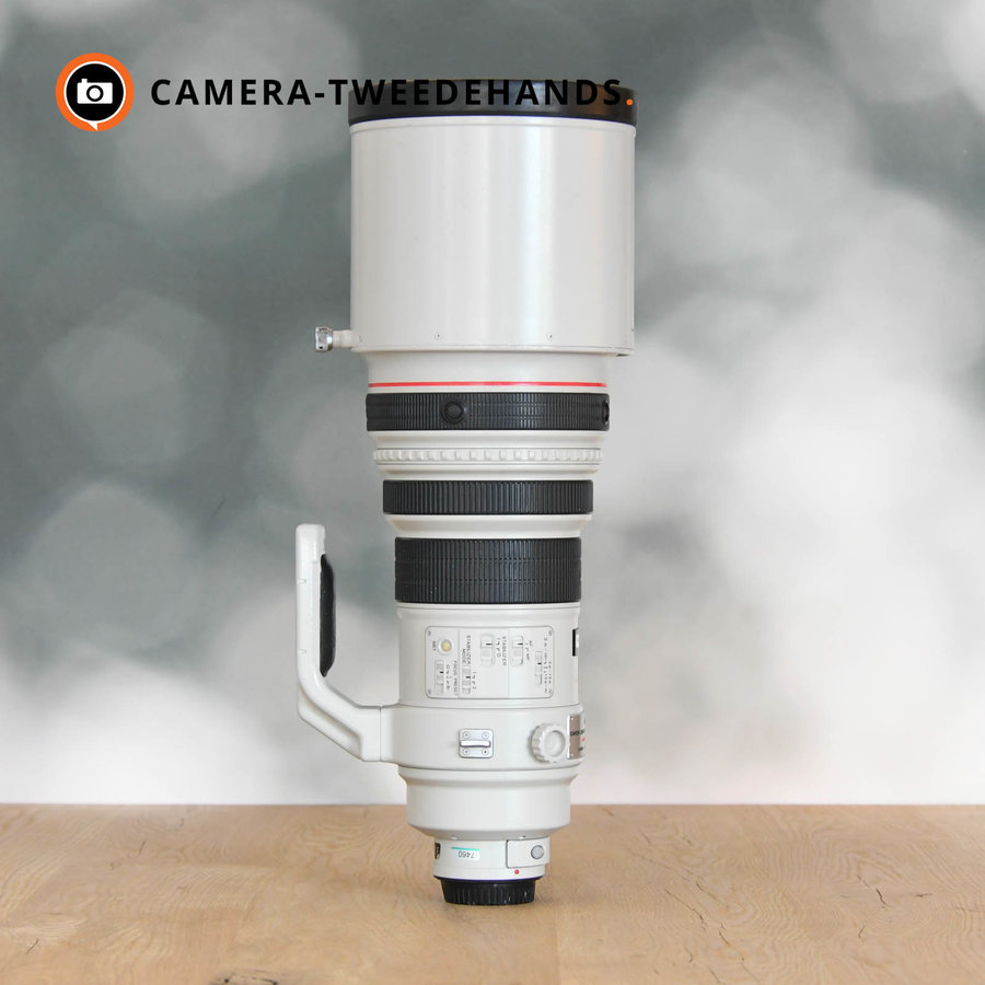 Canon 400mm 2.8 L EF IS USM -- IS is defect -- Incl BTW