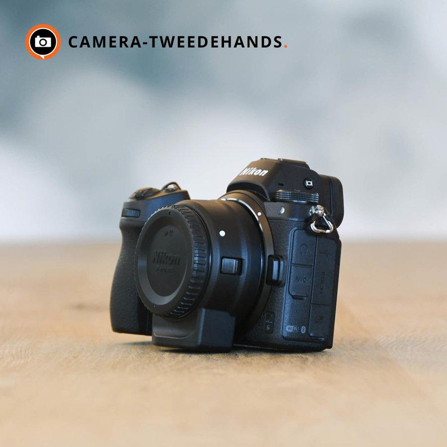 Nikon Z6 + FTZ Adapter